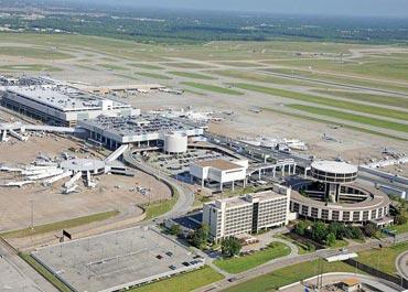 George Bush Intercontinental Airport Car Rental Locations