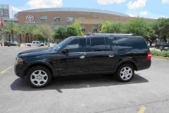 Houston Ford SUV limo
