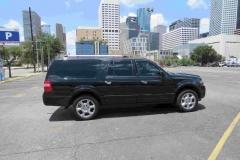 Houston Ford SUV transportation