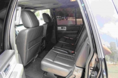 Houston Ford SUV back seat