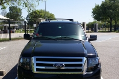 Houston Ford SUV back front