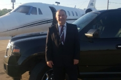 Houston aiport limo