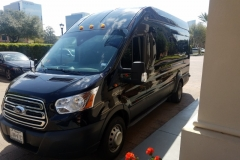 Houston passenger van transportation