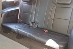 Houston suburban limo 3rd row