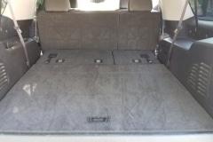 Houston suburban limo cargo