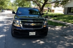 Houston Suburban SUV Front