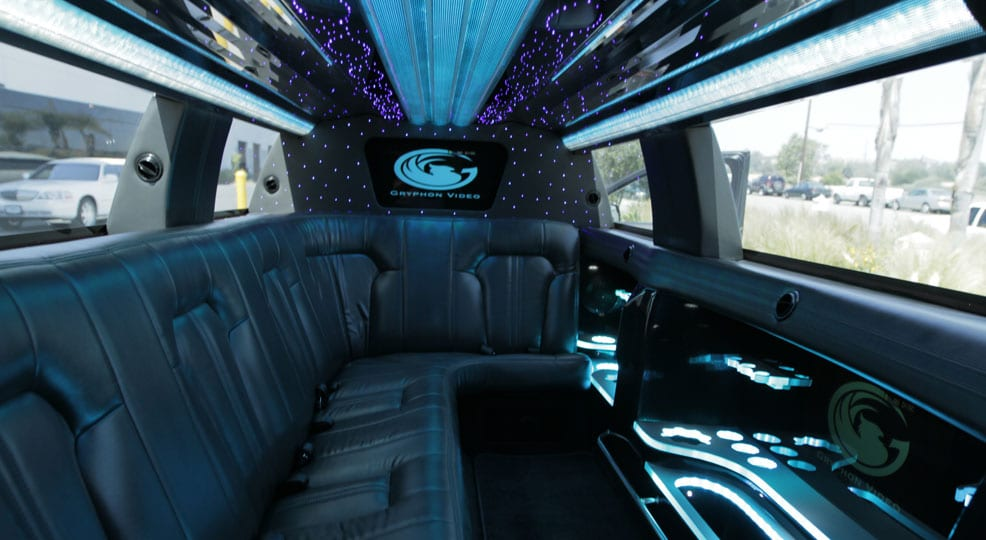 houston-limousine-interior