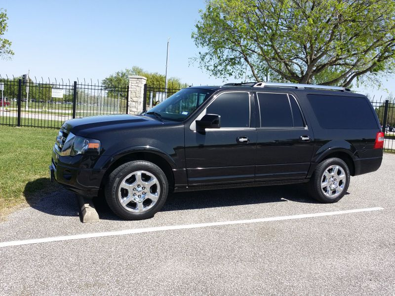 Houston suv limo