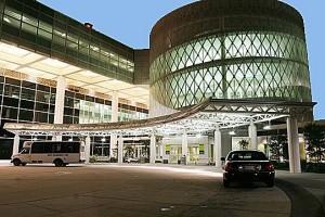 Houston George Bush Intercontinental airport (IAH)