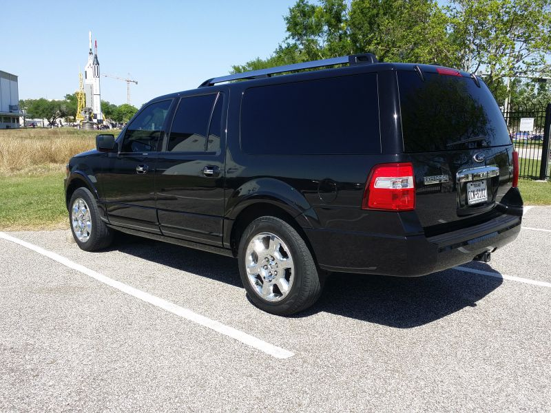 Houston suv limo services