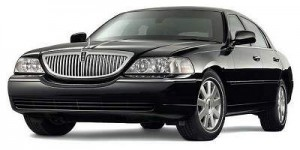 black town car - transportation services in Houston