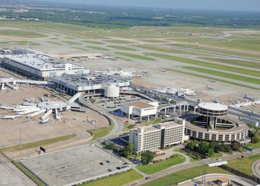 george bush airport