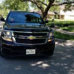 Chevy Suburban SUV Rental
