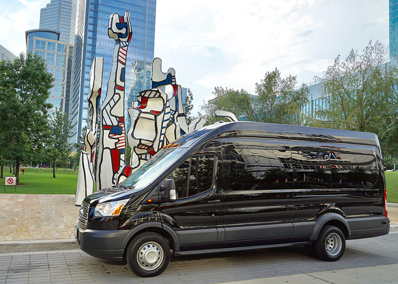 Houston ford passenger van