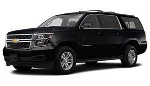 Luxury Chevy Suburban SUV