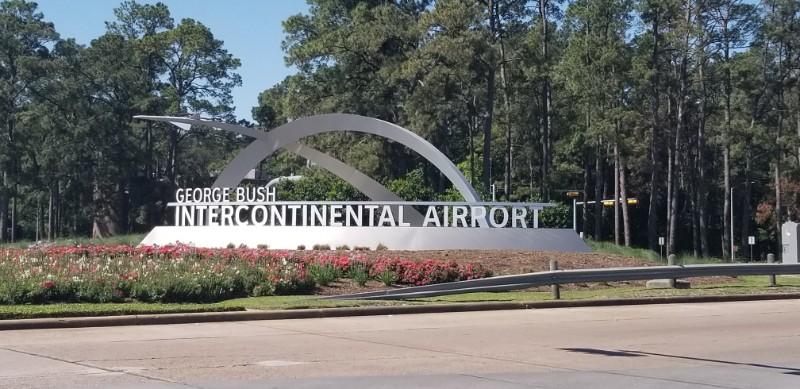 george bush intercontinental airport limo