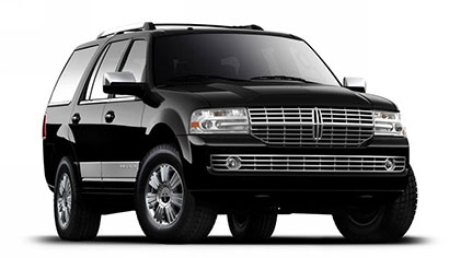 Luxury Lincoln Navigator SUV
