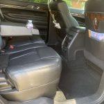 lincoln mkt back seat