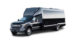 houston mini bus