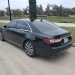 Lincoln Continental back
