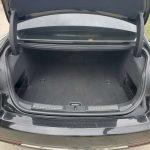 Lincoln Continental trunk compartment