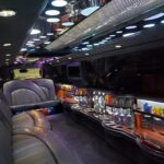 Houston Stretch Limo Interior 1