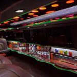 Houston Stretch Limo Interior 4