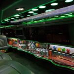 Houston Stretch Limo Interior 5