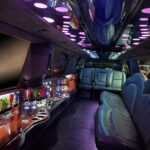 Houston Stretch Limo Interior 9